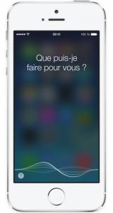 Siri Iphone 5S 160x300 Apple : amélioration de Siri prochaine via lachat de Novauris