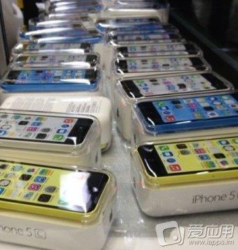 emballage iPhone 5C Des photos de liPhone 5C dans son emballage ?