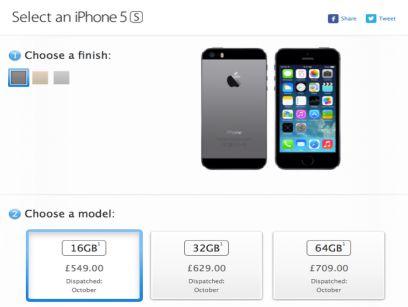 iphone 5 dispo Apple : Une demande incroyable pour le lancement des nouveaux iPhone