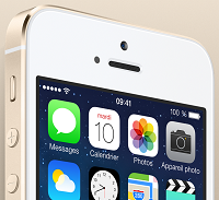 iphone 5S logo iPhone 5S : ça stagne en Asie ?