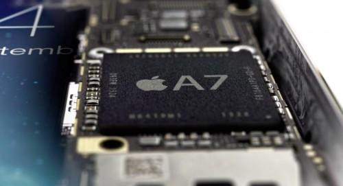 puce A7 1 500x271 TSMC bien positionné pour le prochain iPhone ?