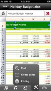 quick office 2 169x300 Après son rachat, la suite QuickOffice devient totalement gratuite (habituellement 15€) !