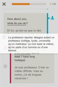 2013 10 30 18.01 L'application gratuite du Jour : Apprendre langlais avec Babbel