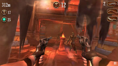 Escape Doom Les sorties App Store du jour : SteamPuck Tower, Cam7...