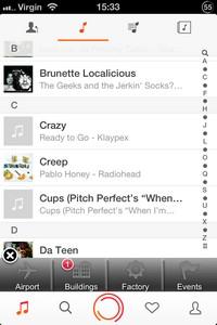 IMG 4487 L'application gratuite du Jour : musiXmatch lyrics player