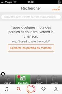 IMG 4488 L'application gratuite du Jour : musiXmatch lyrics player
