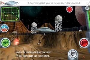 IMG 4513 L'application gratuite du Jour : Air Wings Intergalactic