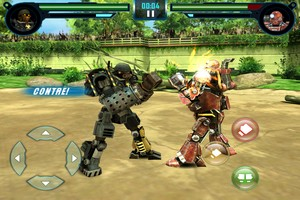 IMG 4867 L'application gratuite du Jour : Real Steel World Robot Boxing