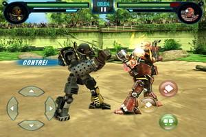 IMG 4867 L'application gratuite du Jour : Real Steel World Robot Boxing