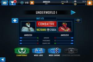 IMG 4868 L'application gratuite du Jour : Real Steel World Robot Boxing