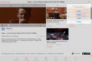 IMG 4874 L'application gratuite du Jour : iMusic+