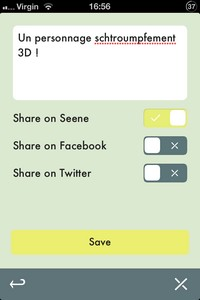 IMG 4929 L'application gratuite du Jour : Seene