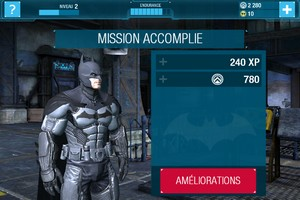 IMG 4987 L'application gratuite du Jour : Batman   Arkham Origins
