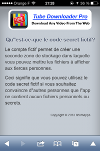 IMG 5874 200x300 Test de Smart Safe (1,79 €) : Toutes vos données en sécurité !