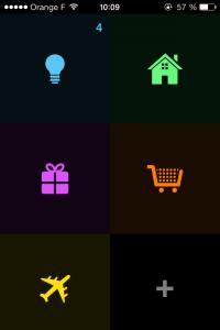 IMG 5977 200x300 Test de Tick : mettez de la couleur dans vos tâches ! (promo à 0,89 €)