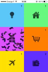 IMG 5992 200x300 Test de Tick : mettez de la couleur dans vos tâches ! (promo à 0,89 €)