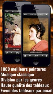 Peinture europ Les bons plans App Store de ce lundi 21 octobre 2013