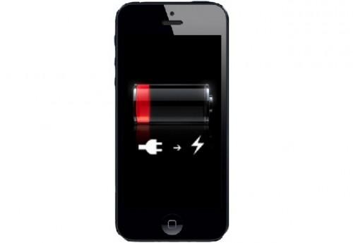 batterie iPhone 5S 500x345 iPhone 5S : Apple avoue certains problèmes de batterie