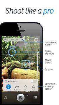 camera+ screenshot. Les mises à jour d'applications existantes AppStore du jour : Skype, Camera+...
