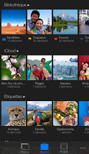 iphoto screen opt Brevet : Siri sintéresse à vos images