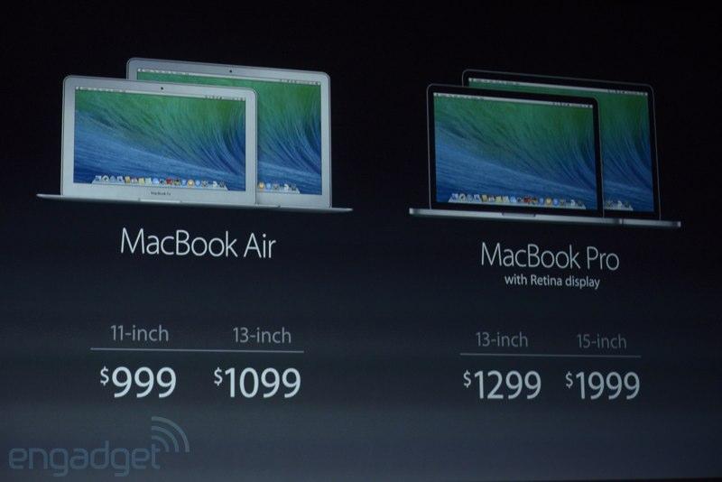 macbook pro apple keynote Keynote : Tout savoir sur les nouveaux MacBook Pro et le Mac Pro