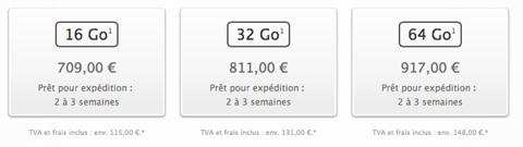 macgpic 1381989387 scaled optim Légère augmentation des prix des iPhone