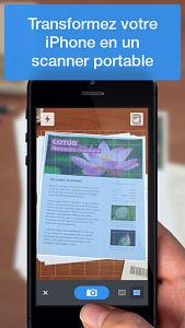scanner pro screen  Les mises à jour d'applications existantes AppStore du jour : Calendars, Launcher Pro...