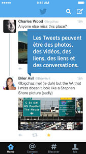 tweeter screen opt Les mises à jour d'applications AppStore du jour : Twitter, Snapseed
