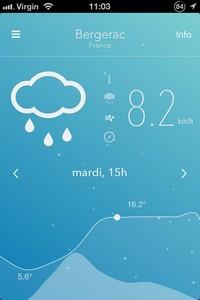 2013 11 03 11.031 L'application gratuite du Jour : Nice Weather 2