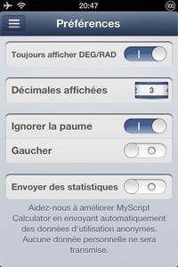 2013 11 03 20.47 L'application gratuite du Jour : MyScript Calculator