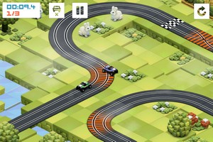 2013 11 04 10.11 L'application gratuite du Jour : Groove Racer