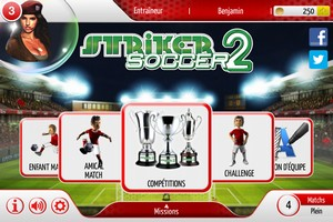 2013 11 09 10.48 L'application gratuite du Jour : Striker Soccer 2