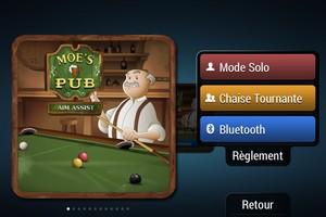 2013 11 09 20.39 L'application gratuite du Jour : Pool Live Tour Mobile