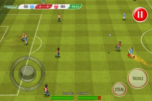 2013 11 09 21.05 L'application gratuite du Jour : Striker Soccer 2