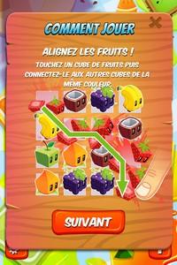 2013 11 13 21.30 L'application gratuite du Jour : Juice Cubes