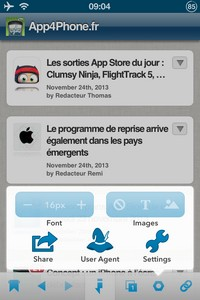2013 11 24 09.04 L'application gratuite du Jour : Instabrowser