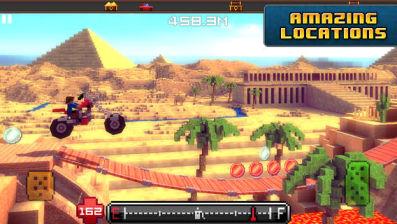 Blocky Roads Les sorties App Store du jour : Lego Seigneur des anneaux, Star Wars: Tiny Death Star, ...