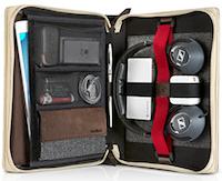 Bookbook TravelJournal 001 TravelJournal de TwelveSouth : Létui idéal pour transporter tous vos accessoires !