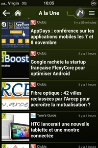 IMG 4962 L'application gratuite du Jour : Appy Geek