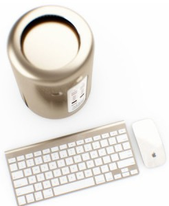 MacPro Or 246x300 Mac Pro : la couleur dorée juste pour le plaisir des yeux