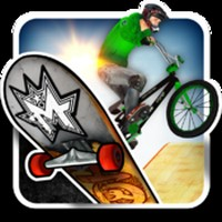MegaRamp Skate BMX L'application gratuite du Jour : MegaRamp Skate & BMX