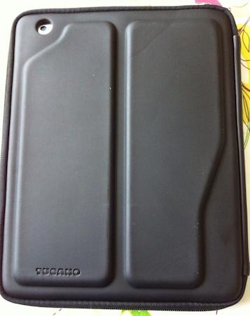 Test Innovo 005 Test du Innovo pour iPads 2 à 4, un étui pour regarder des films en voiture