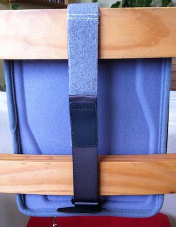Test Innovo 008 Test du Innovo pour iPads 2 à 4, un étui pour regarder des films en voiture
