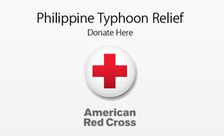 appel au dons Apple Apple appelle aux dons pour les sinistrés aux Philippines