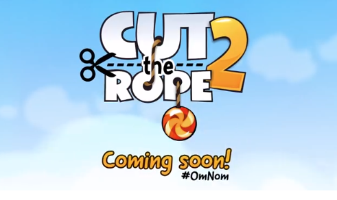cut the rope 2 Cut The Rope 2 débarque le 19 décembre prochain
