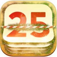 icon App4Noel App4Noël : Le Calendrier de lavent des bons plans iPhone, par App4Phone