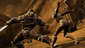 infinity blade 3 screen opt Les mises à jour d'applications AppStore du jour : Infinity Blade III, Soulver…