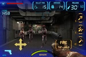 2013 12 09 21.08 L'application gratuite du Jour : Gun Zombie 2