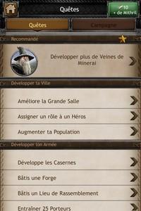 2013 12 14 21.151 L'application gratuite du Jour : Le Hobbit   Royaumes de la Terre du Milieu
