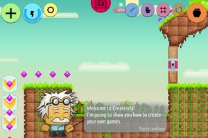 2013 12 14 21.26 L'application gratuite du Jour : Createrria   craft your games
